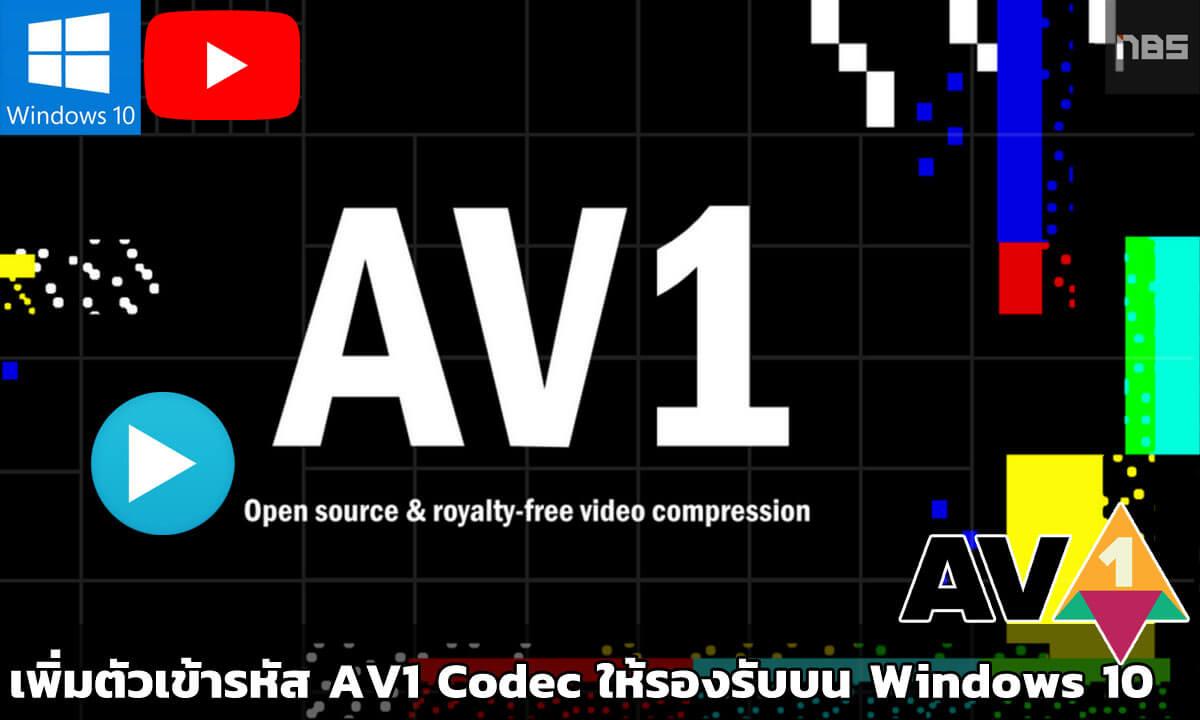 AV1 Codec