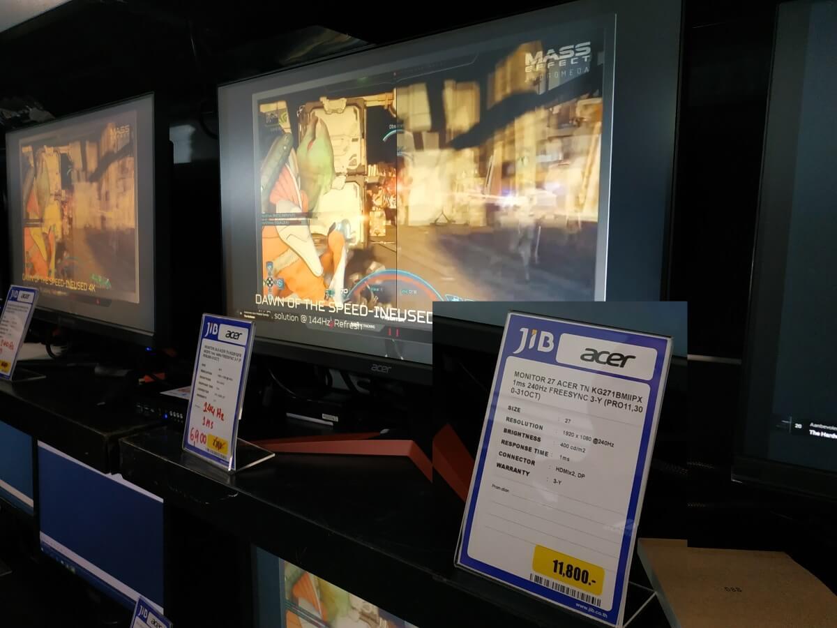 gaming monitor 27 11