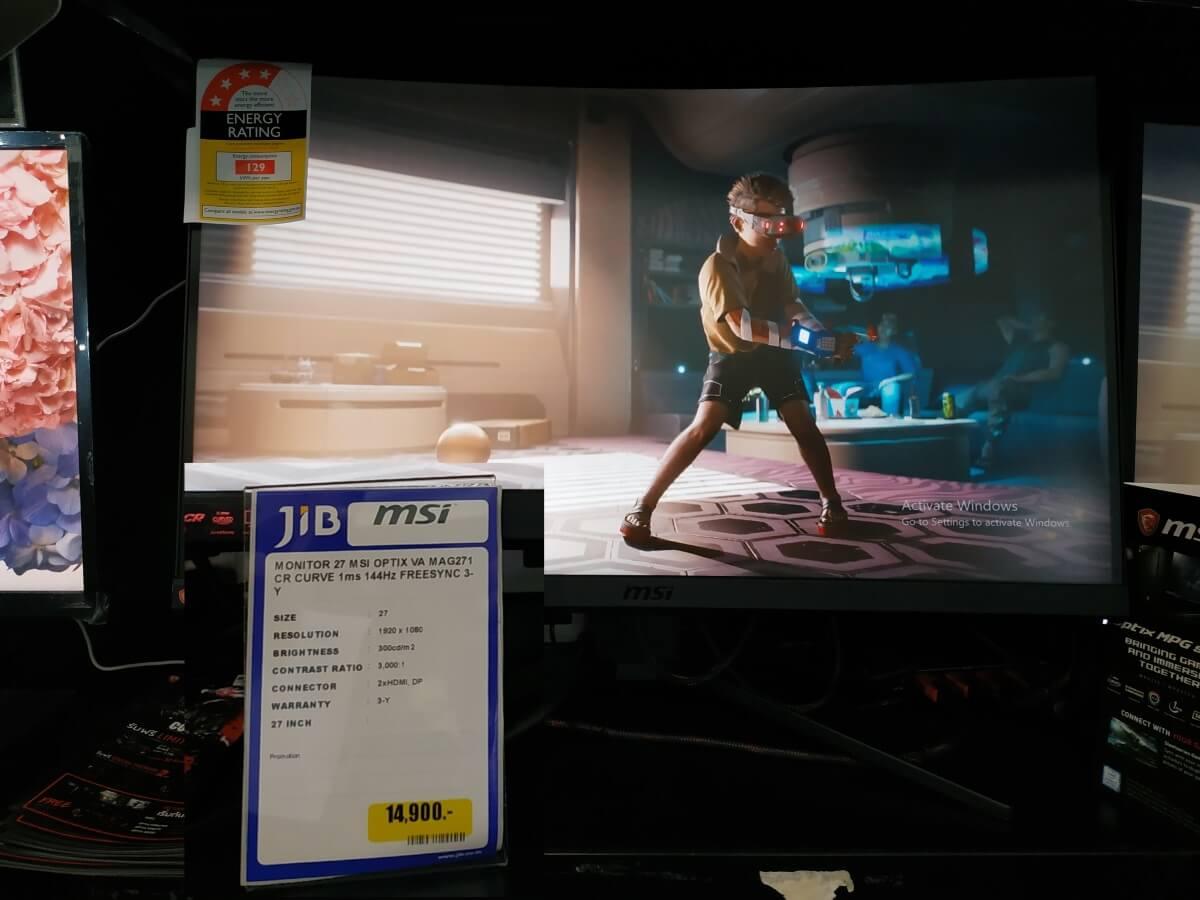 gaming monitor 27 14