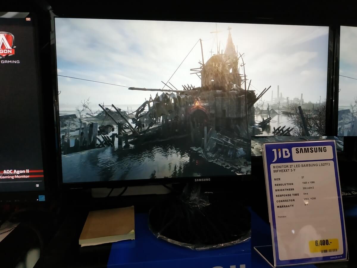 gaming monitor 27 7