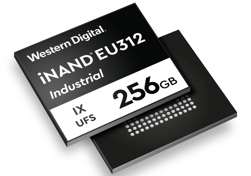 iNAND EU312 IXeUFS 256GB