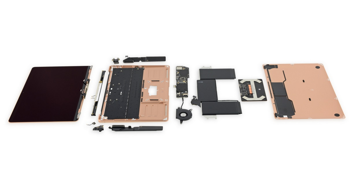 macbook air 2018 ifixit 600
