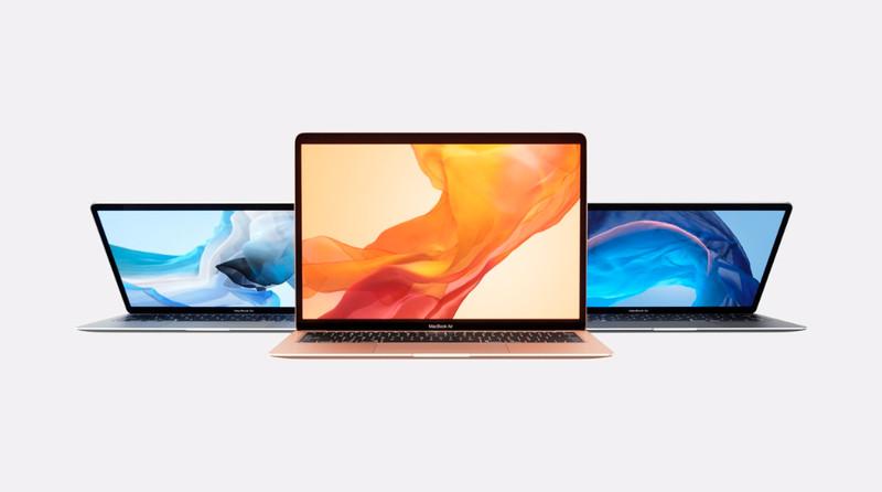 macbook air new 2018