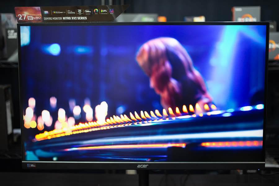 ACER LCD Monitor Nitro XV27 19