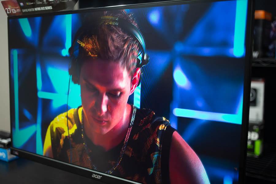 ACER LCD Monitor Nitro XV27 22