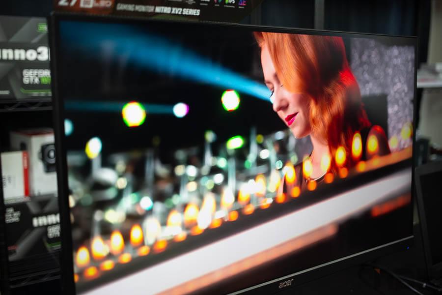 ACER LCD Monitor Nitro XV27 23