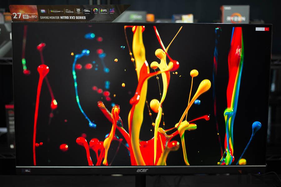 ACER LCD Monitor Nitro XV27 25