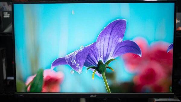ACER LCD Monitor Nitro XV27 31