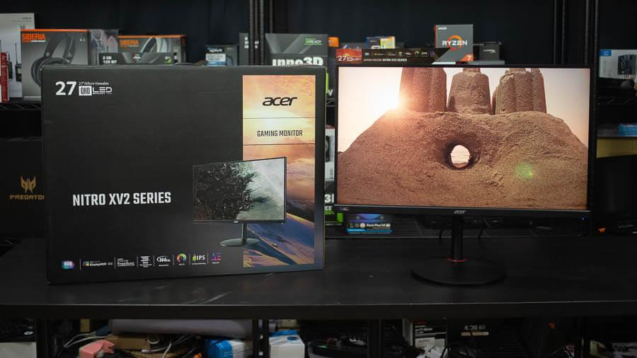 ACER LCD Monitor Nitro XV27 40
