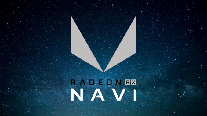 AMD Radeon RX Navi Mockup 1