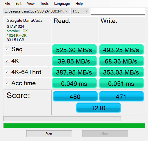 AS SSD Benchmark 1.9.5986.35387 12 17 2018 7 44 59 AM