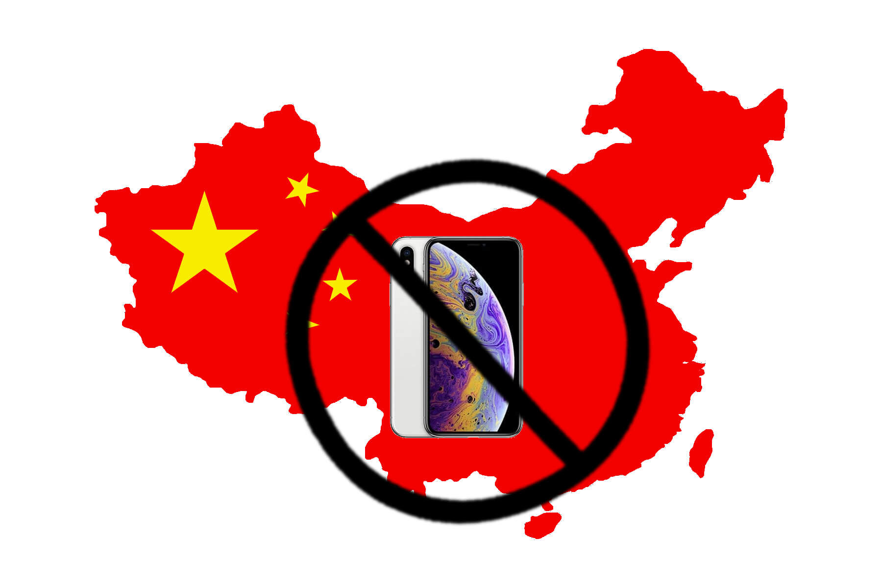 China no iphone