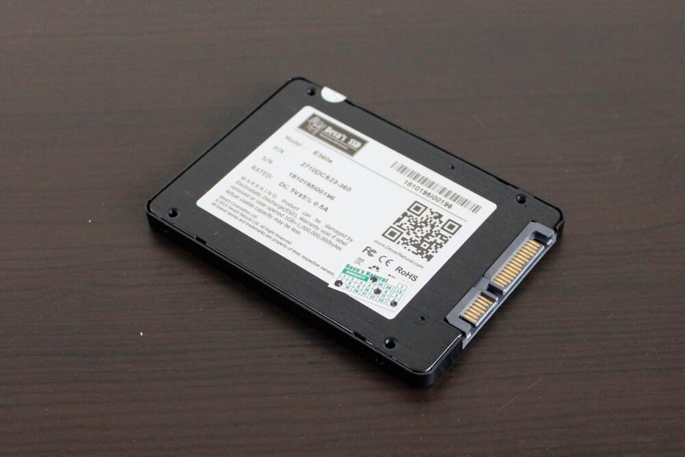 Deva SSD E360e 12