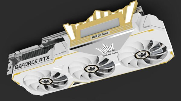 GALAX GeForce RTX 2080 Ti HOF.0