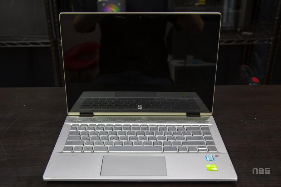 HP Pavilion x360 optane 7