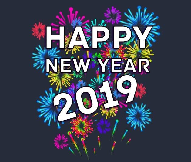 Happy new year 2019 1