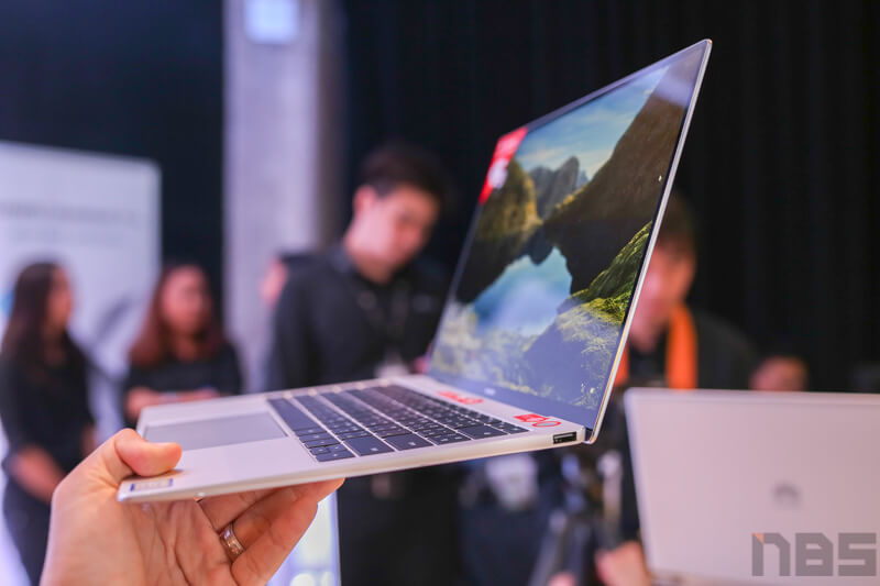 Huawei MateBook X Pro Preview 39