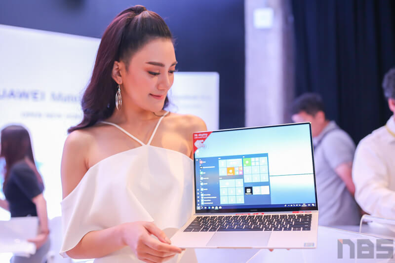 Huawei MateBook X Pro Preview 42