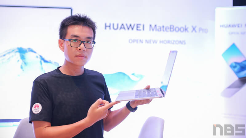 Huawei MateBook X Pro Preview 44