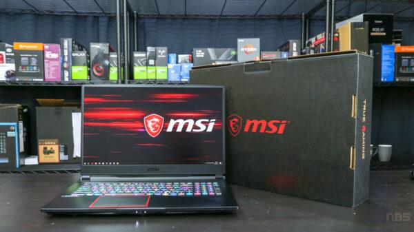 MSI GE75 8RF 36