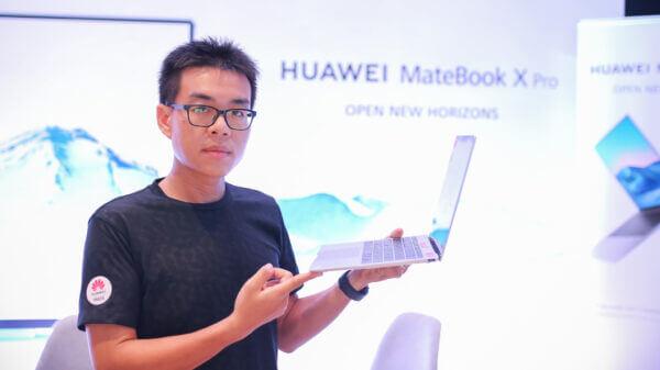 MateBook X Pro 44