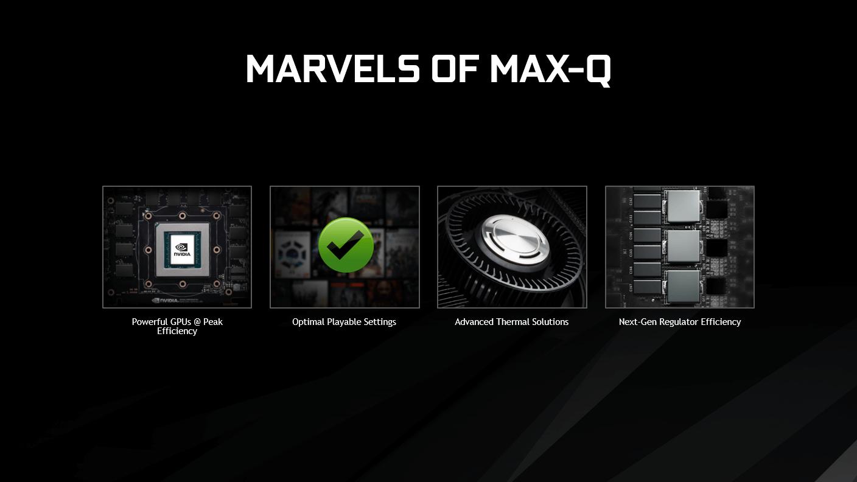 NVIDIA GeForce RTX MAX Q