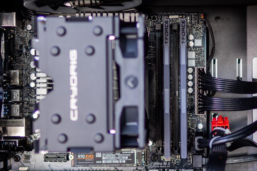 Review Cryorig H7 Quad Lumi NotebookSPEC 16