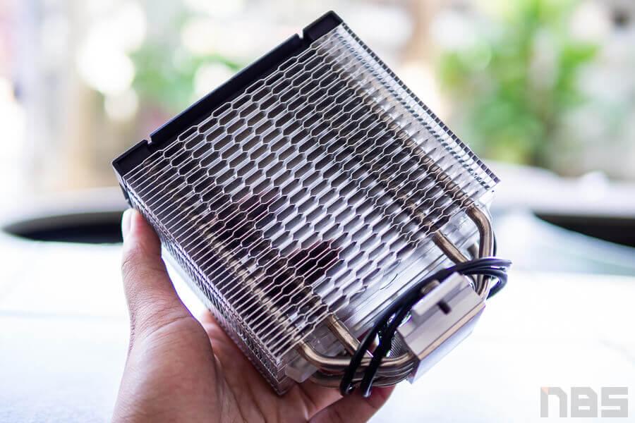 Review Cryorig H7 Quad Lumi NotebookSPEC 22