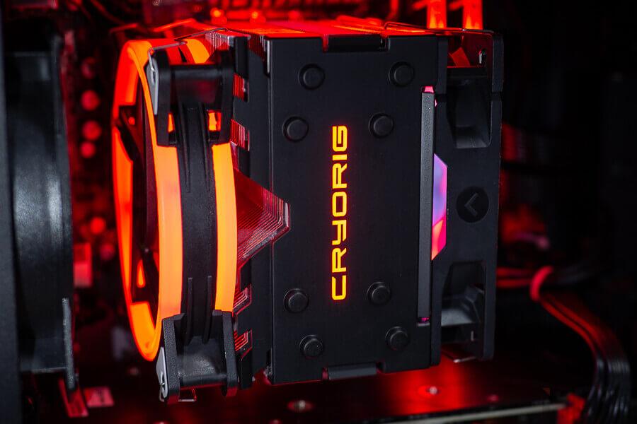 Review Cryorig H7 Quad Lumi NotebookSPEC 65
