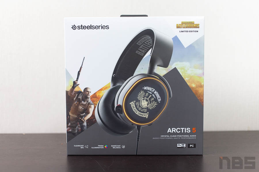Steelseries Arctis 5 PUBG Edition 1 1
