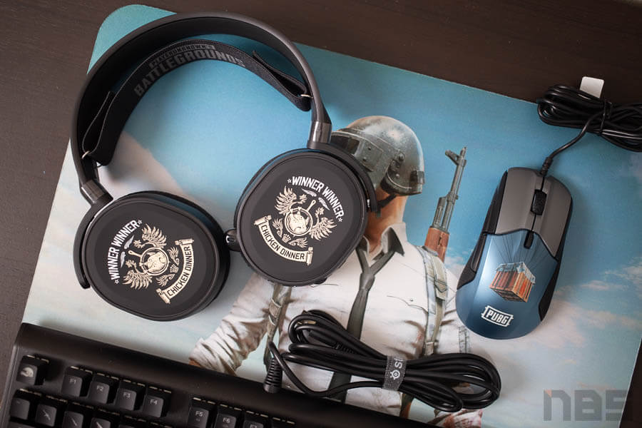 Steelseries Arctis 5 PUBG Edition 1 13