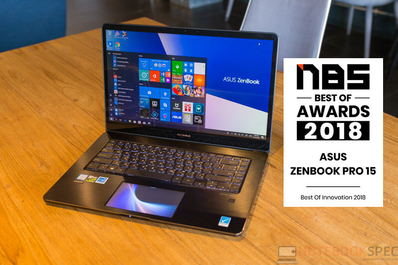 award ASUS ZenBook Pro 15 UX580 Review 84 copy
