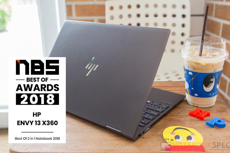 award HP Envy x360 13 AMD Review 25
