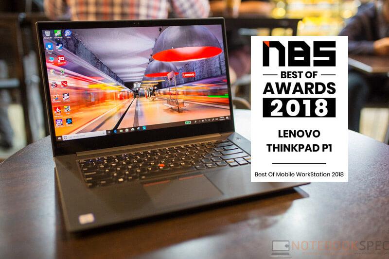award Lenovo ThinkPad P1 Review 6 copy