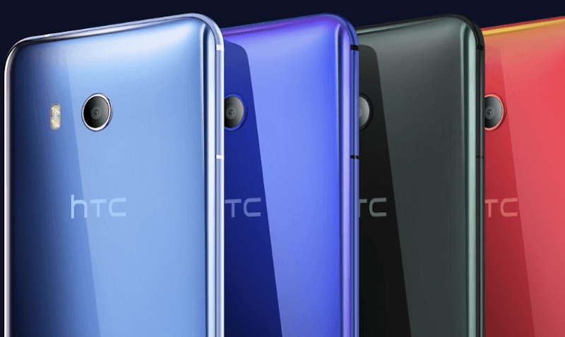 htc new smartphones 2018