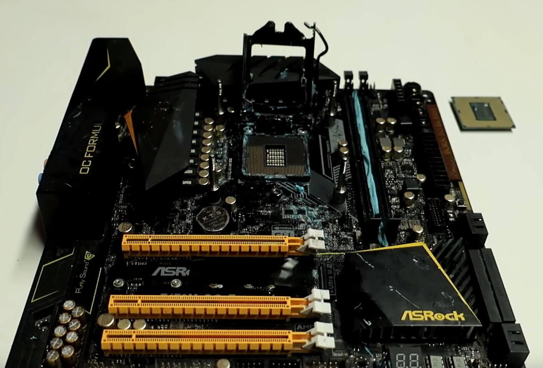 i9 9900K OC Z170 1