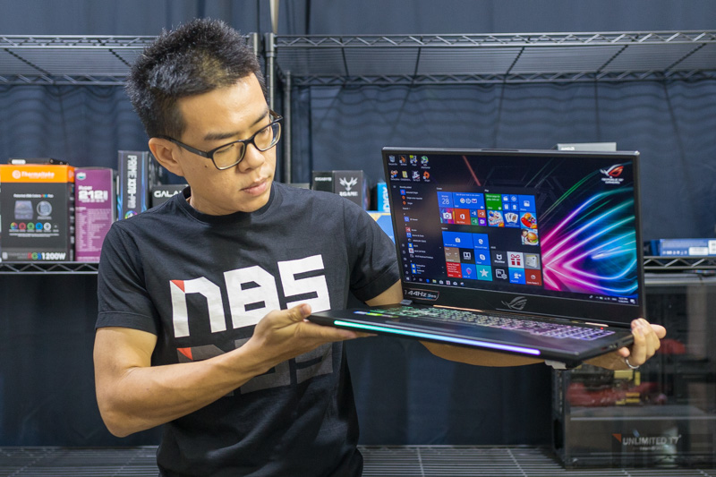 ASUS ROG GL704 Scar II RTX 2017 Review 92
