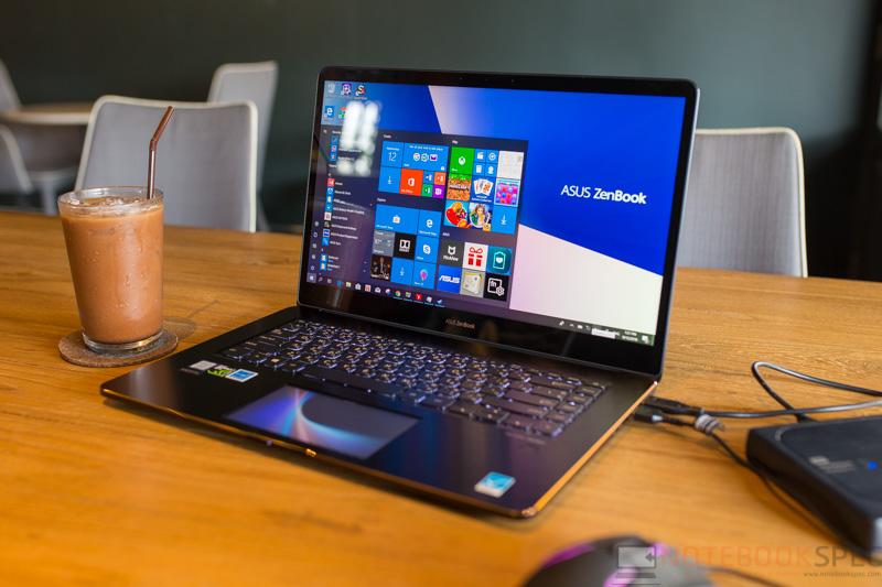 ASUS ZenBook Pro 15 UX580 Review 1