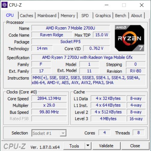 Acer Swift 3 AMD cpu1