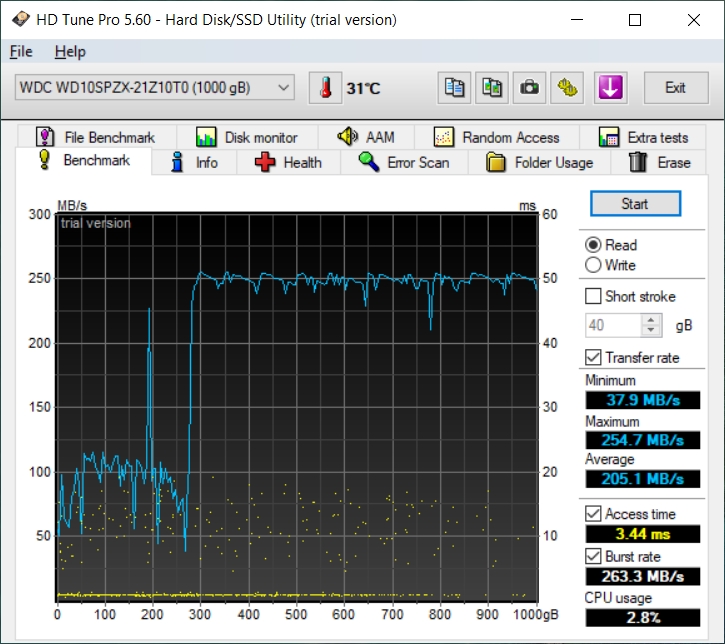 Acer Swift 3 AMD hdd
