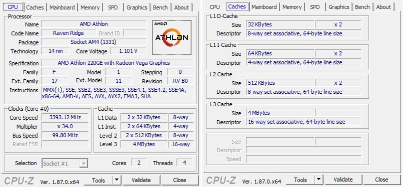 CPU Z 1 23 2019 10 44 31 AM