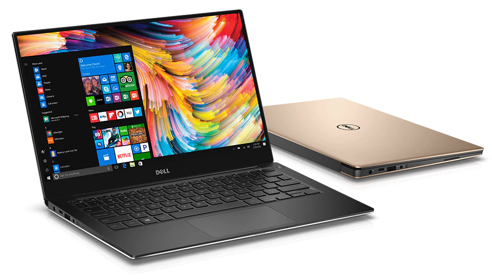 Dell XPS 13 with 8th gen Core i7 8550U CPU 600