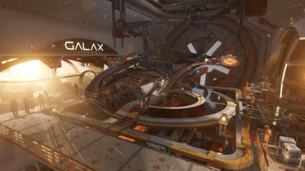 GALAX 3Dmark Raytracing 9