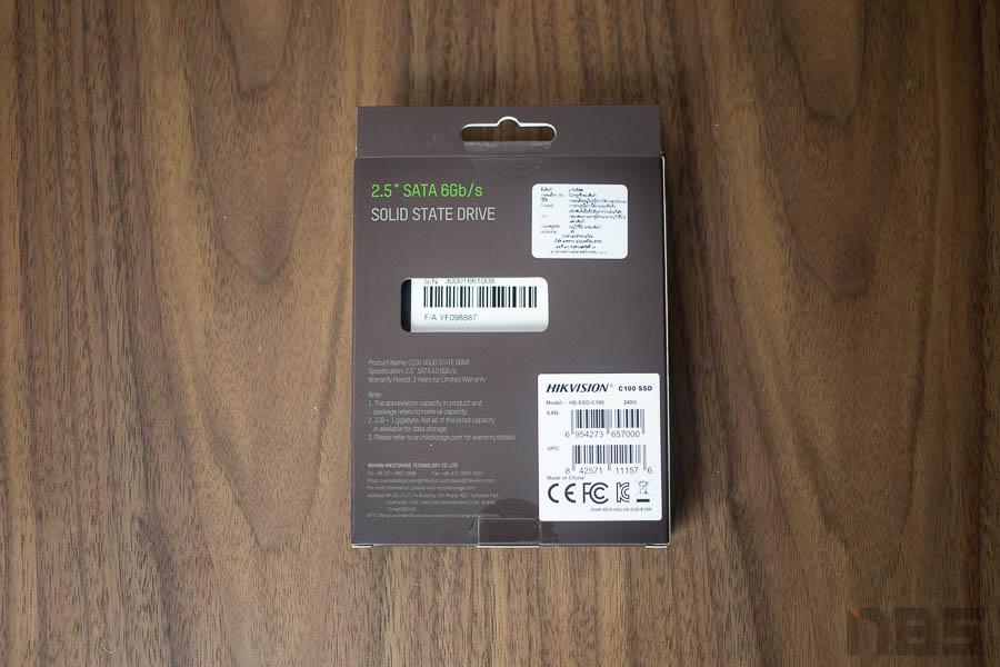 HIK VISION SSD240 2