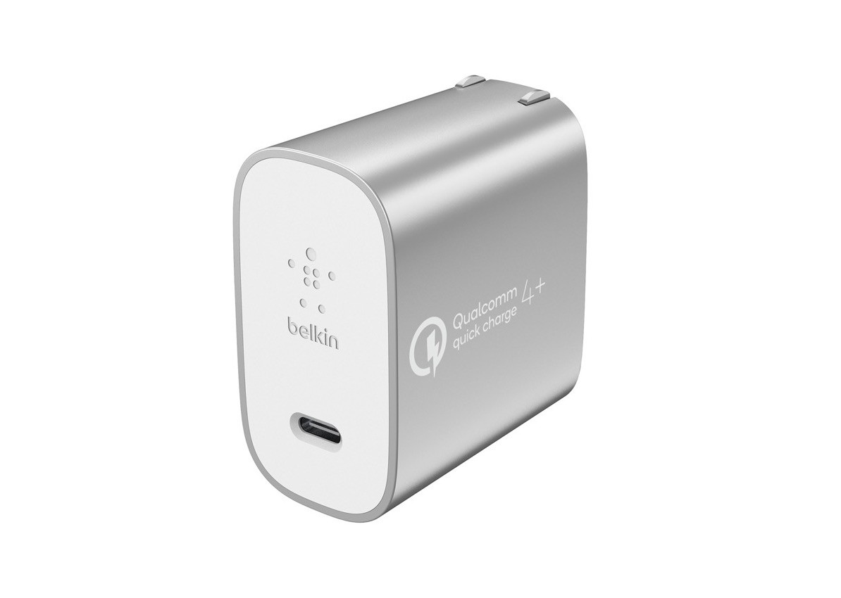 Home Charger USB C 27W QC 4