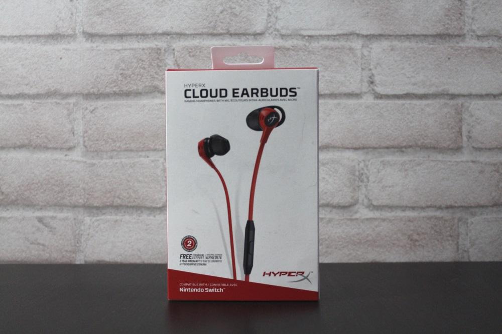 HyperX earbuds 1