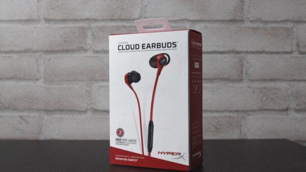 HyperX earbuds 3