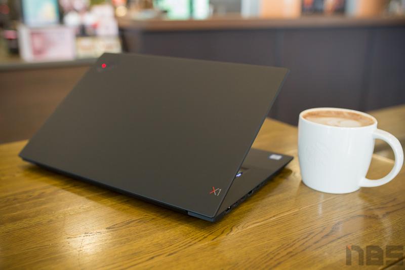 Lenovo ThinkPad X1 Extreme Review 19