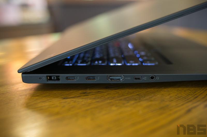 Lenovo ThinkPad X1 Extreme Review 26
