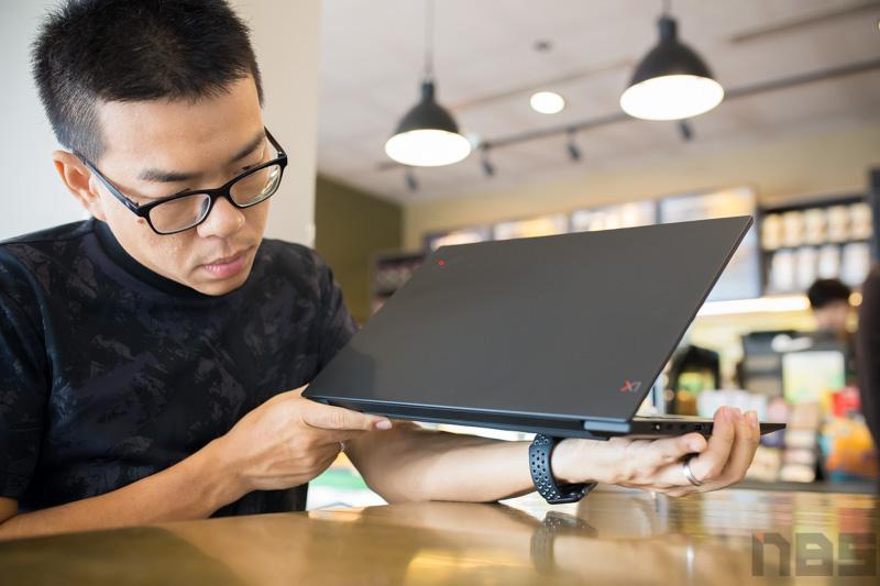 Lenovo ThinkPad X1 Extreme Review 50